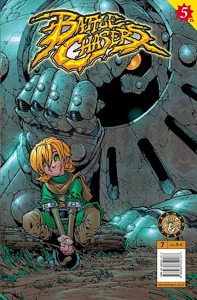 Battle Chasers #7