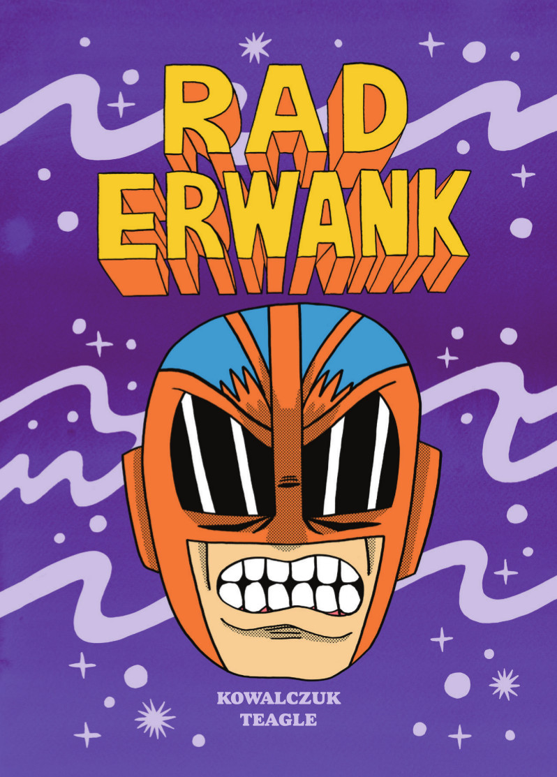 Rad Erwank - cheapskate edition