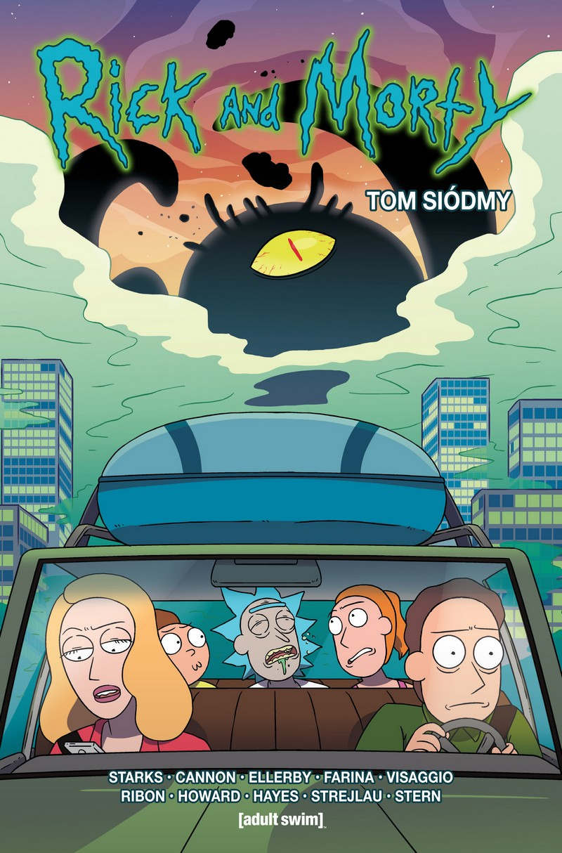 Rick i Morty. Tom 7