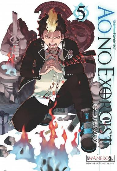 Ao No Exorcist #05