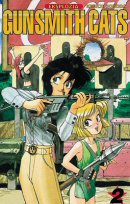 Gunsmith Cats #2: Eksplozja