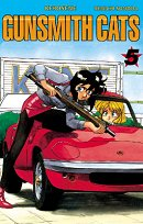 Gunsmith Cats #5: Kerosene