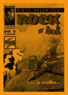Black Joke Series #2:  Rock w bok