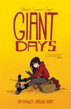 Giant Days #01: Królowe dramy