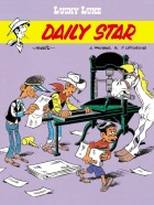 Lucky Luke. Daily Star