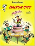 Lucky Luke. Dalton City
