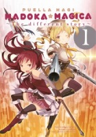 Puella Magi Madoka Magica. The Different Story #01