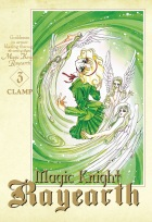 Magic Knight Rayearth #03