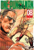 One-Punch Man #08