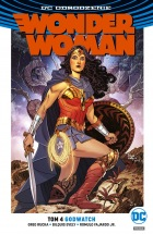 Wonder Woman #04: Godwatch