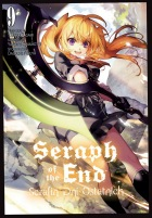 Seraph of the End. Serafin Dni Ostatnich #09