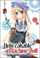Unbreakable Machine-Doll #02