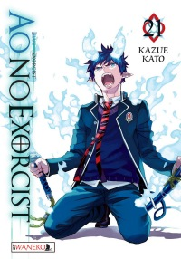 Ao No Exorcist #21