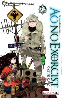 Ao No Exorcist #22