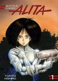 Battle Angel Alita. Tom 1