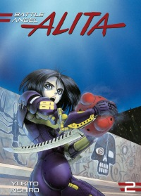 Battle Angel Alita. Tom 2