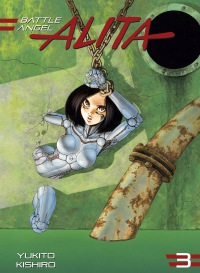 Battle Angel Alita. Tom 3