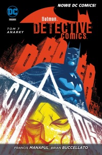 Batman. Detective Comics #07: Anarky