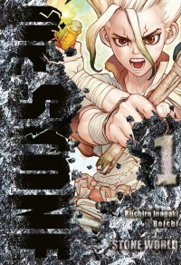 Dr Stone #01