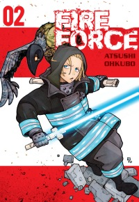 Fire Force #02