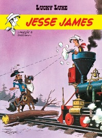 Lucky Luke. Jesse James