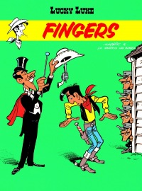 Lucky Luke. Fingers
