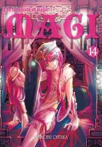 Magi: Labyrinth of Magic #14