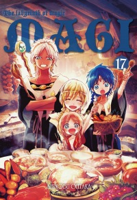 Magi: Labyrinth of Magic #17