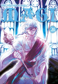 Magi: Labyrinth of Magic #24