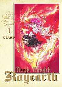 Magic Knight Rayearth #01