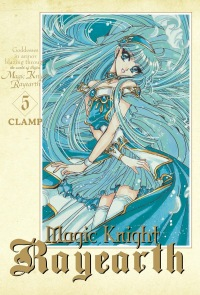 Magic Knight Rayearth #05