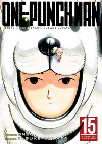 One-Punch Man #15