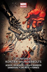 Thunderbolts #05: Punisher kontra Thunderbolts