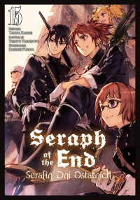 Seraph of the End. Serafin Dni Ostatnich #15