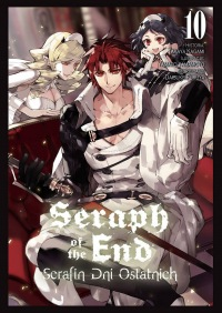 Seraph of the End. Serafin Dni Ostatnich #10