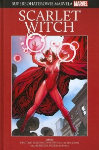 Superbohaterowie Marvela #26: Scarlet Witch