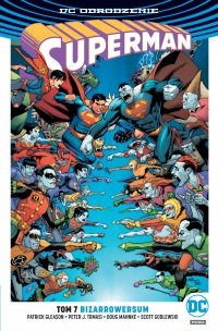 Superman #07: Bizarrowersum