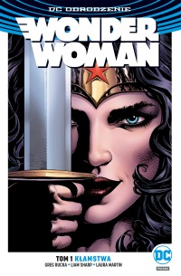 Wonder Woman #01: Kłamstwa