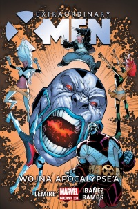 Extraordinary X-Men #02: Wojna Apocalypse'a