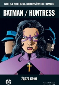 Batman/Huntress: Zew Krwi