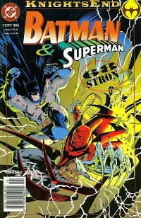 Batman&Superman #85 (12/1997): Climax; Tryumf; Mysterius visions