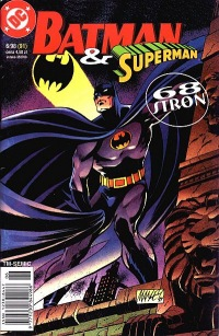 Batman&Superman #91 (6/1998): Blades cz. 2-3; The Saving Skull