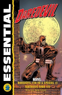 Essential Daredevil #2