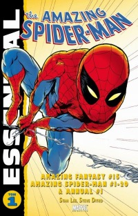 Essential Spider-Man #1