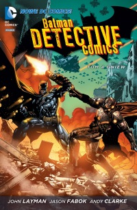 Batman. Detective Comics #04: Gniew