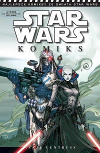 Star Wars Komiks #37 (9/2011): Asajj Ventress