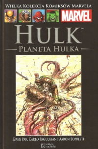 The Incredible Hulk: Planeta Hulka #1