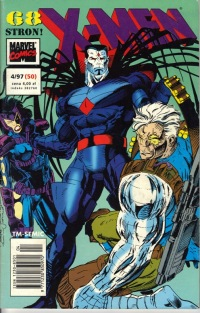 X-Men #50 (4/1997): Nadciąga noc; The Ultimate Knights; Day Spring