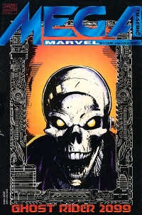 Mega Marvel #13 (4/96): Ghost Rider 2099