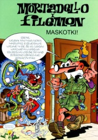 Mortadello i Filemon #1: Maskotki
